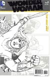 Wonder Woman Vol 4 #0 Incentive Cliff Chiang Sketch Cover