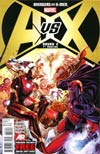 Avengers vs X-Men #2 Cover M 7th Ptg Jim Cheung Variant Cover