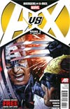 Avengers vs X-Men #3 Cover I 4th Ptg Jim Cheung Variant Cover