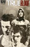 True Blood Vol 2 #5 Incentive Tim Bradstreet Sketch Cover