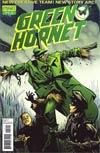 Kevin Smiths Green Hornet #28 Phil Hester Cover