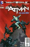 Batman Vol 2 #8  Cover B 2nd Ptg
