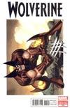 Wolverine Vol 4 #313 Incentive Art Adams Variant Cover