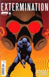 Extermination #4 Regular Cover A John Cassaday