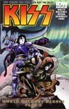 KISS Vol 2 #4 Regular Cover A Casey Maloney