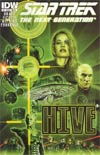 Star Trek The Next Generation Hive #1 Regular Cover A Joe Corroney