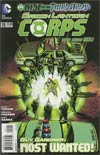 Green Lantern Corps Vol 3 #15 Regular Trevor McCarthy Cover (Rise Of The Third Army Tie-In)