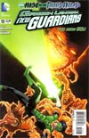 Green Lantern New Guardians #15 Regular Aaron Kuder Cover (Rise Of The Third Army Tie-In)