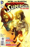 Supergirl Vol 6 #15 (Hel On Earth Part 6)