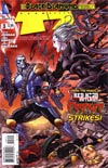 Team 7 Vol 2 #3 Regular Tyler Kirkham Cover