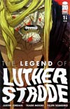 Legend Of Luther Strode #1 1st Ptg