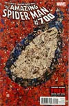 Amazing Spider-Man Vol 2 #700 Cover A 1st Ptg Regular Mr Garcin Collage Cover
