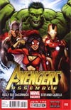 Avengers Assemble #10 Regular Greg Land Cover