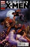 First X-Men #5 Regular Neal Adams Cover