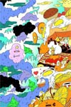 Adventure Time #3 Incentive Michael DeForge Variant Cover