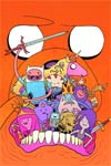 Adventure Time #6 Incentive Dan Hipp Variant Cover