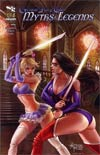 Grimm Fairy Tales Myths & Legends #24 Cover A Alfredo Reyes