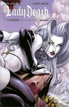 Lady Death Vol 3 #24 Wraparound Cover