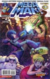 Mega Man Vol 2 #21 Variant Alice Meichi Li Cover