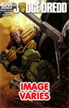 Judge Dredd Vol 4 #2 1st Ptg Regular Cover (Filled Randomly With 1 Of 2 Covers)