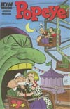 Popeye Vol 3 #8 Regular Vince Musacchia Cover