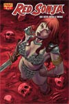 Red Sonja Vol 4 #75 Cover C Walter Geovani