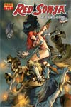 Red Sonja Vol 4 #75 Cover A Mel Rubi