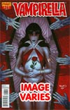 Vampirella Vol 4 #26 Regular Cover (Filled Randomly With 1 Of 3 Covers)