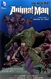 Animal Man Vol 2 Animal vs Man TP