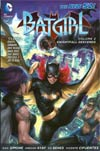 Batgirl Vol 2 Knightfall Descends HC
