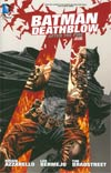 Batman Deathblow After The Fire Deluxe Edition HC