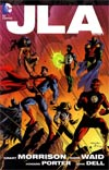 JLA Vol 3 TP New Edition