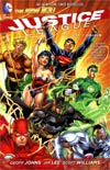 Justice League Vol 1 Origin TP