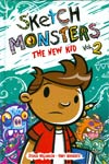 Sketch Monsters Vol 2 New Kid HC
