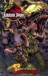 Classic Jurassic Park Vol 5 Return To Jurassic Park Part 2 TP