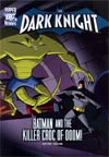 DC Super Heroes Dark Knight Batman And The Killer Croc Of Doom Young Readers Novel TP