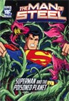 DC Super Heroes Man Of Steel Superman And The Poisoned Planet Young Readers Novel TP
