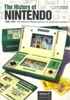 History Of Nintendo Vol 2 1980-1991 The Game & Watch Games An Amazing Invention TP
