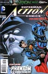 Action Comics Vol 2 #13 Variant Rags Morales Cover