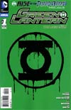 Green Lantern Vol 5 Annual #1 2nd Ptg