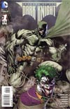 Legends Of The Dark Knight #1 Incentive Stephen Platt Variant Cover