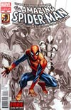Amazing Spider-Man Vol 2 #692 2nd Ptg Humberto Ramos Variant Cover