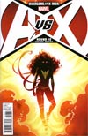 Avengers vs X-Men #12 Incentive Adam Kubert Variant Cover
