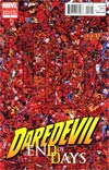 Daredevil End Of Days #1 Incentive Collage Variant Cover