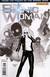 Bionic Woman Vol 2 #5 Incentive Paul Renaud Black & White Cover