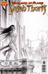 Warlord Of Mars Dejah Thoris #16 Incentive Fabiano Neves Black & White Cover