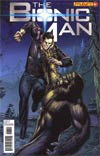 Bionic Man #13 Regular Ed Tadeo Cover