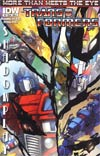 Transformers More Than Meets The Eye #9 Regular Cover A Alex Milne