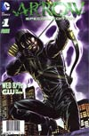 Arrow Promotional Comic Book