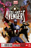 Uncanny Avengers #1 Incentive Daniel Acuna Variant Cover
